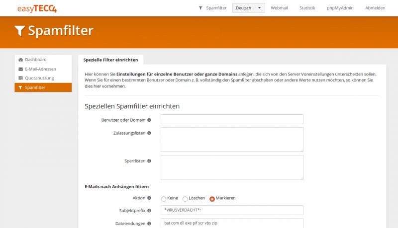 Web Cloud Brandenburg